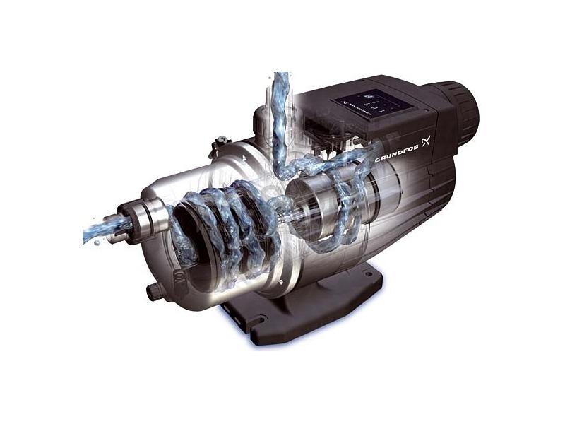 Grundfos mq 3-45 поверхностный насос от производителя grundfos.